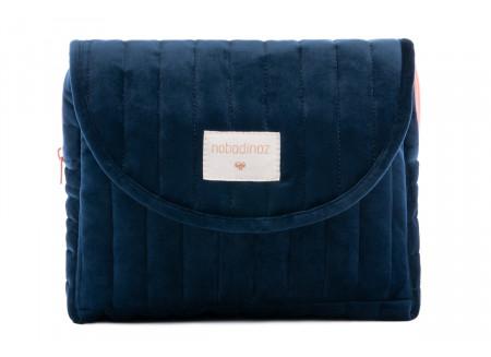 Savanna maternity case • velvet night blue