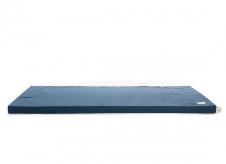 Saint Barth floor mattress honeycomb 60X120X4 night blue