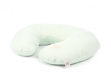 Sunrise nursing pillow honeycomb 50x60x15 aqua
