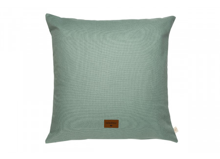 Aladdin cushion • eden green