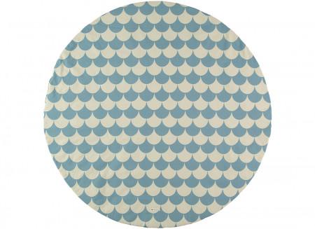 Carpet Apache blue scales – S