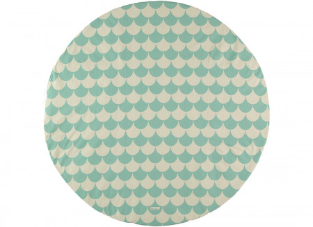 Carpet Apache green scales – S
