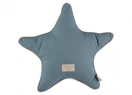 Aristote cushion 40x40 magic green