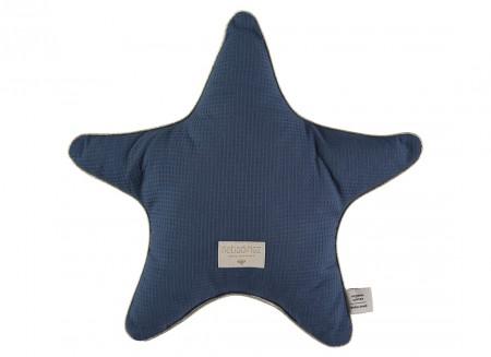 Aristote cushion 40x40 night blue
