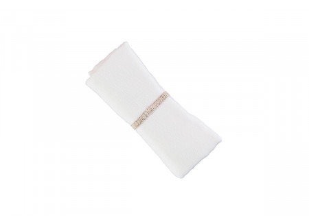 Baby Love swaddle • white