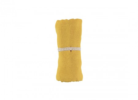 Baby love swaddle 70x70 farniente yellow