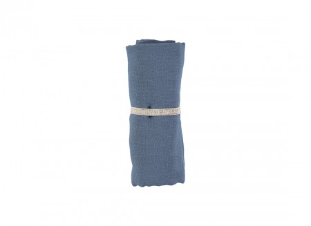 Baby Love swaddle night blue