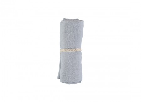 Baby Love swaddle riviera blue