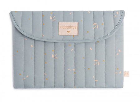Bagatelle pouch • willow soft blue