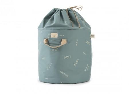 Bamboo toy bag gold secrets/ magic green - 2 sizes