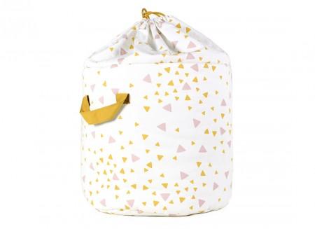 Baobab toy bag pink honey sparks - 2 sizes