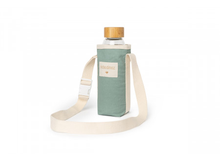 Sunshine bottle holder • eden green