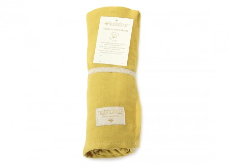 Butterfly swaddle farniente yellow