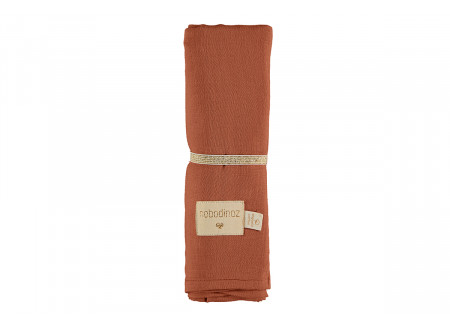 Butterfly swaddle toffee
