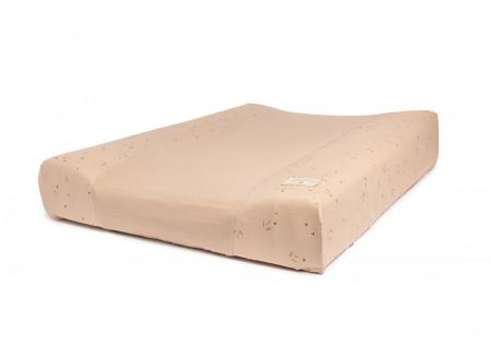 Calma waterproof changing mat • willow dune