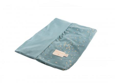 Changing cover Calma gold confetti/ magic green