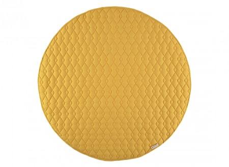 Kiowa play mat 105x105 farniente yellow