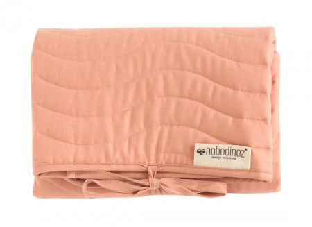 Marbella changing pad 45x65 dolce vita pink