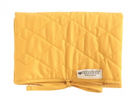 Marbella changing pad 45x65 farniente yellow