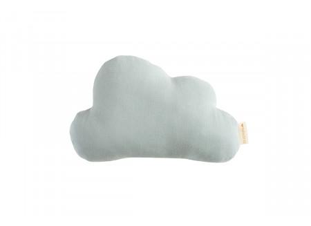 Cloud cushion Riviera blue