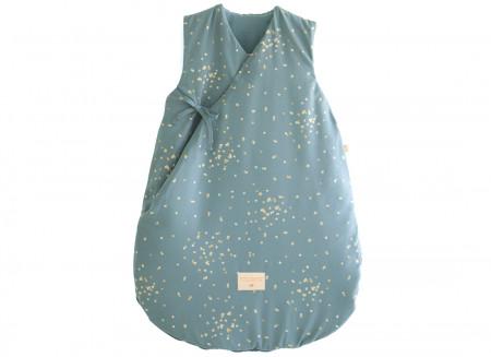 Cloud winter sleeping bag gold confetti/ magic green - 2 sizes