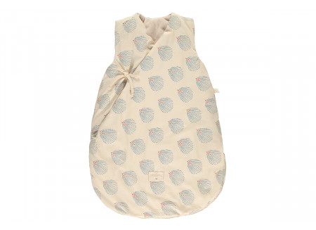 Cloud winter sleeping bag blue gatsby cream - 2 sizes