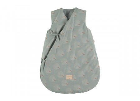 Cloud winter sleeping bag white gatsby antique green - 2 sizes