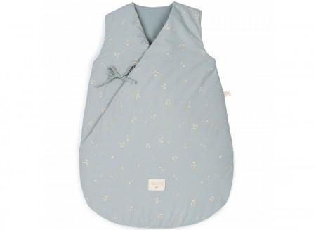 Cloud winter sleeping bag • willow soft blue
