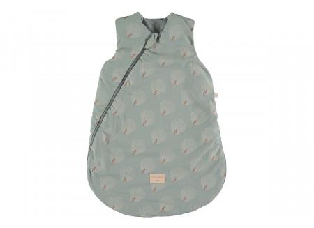 Cocoon midseason sleeping bag white gatsby antique green - 2 sizes