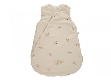 Cocoon midseason sleeping bag nude haiku birds/ natural - 2 sizes