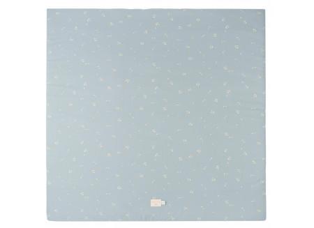 Colorado play carpet • willow soft blue