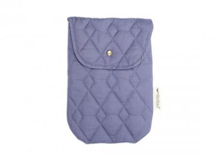 Granada diaper case 28x18 aegean blue