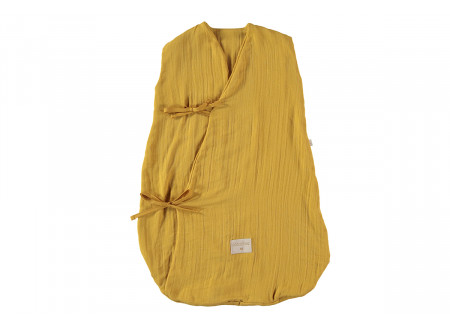 Dreamy summer sleeping bag farniente yellow - 2 sizes