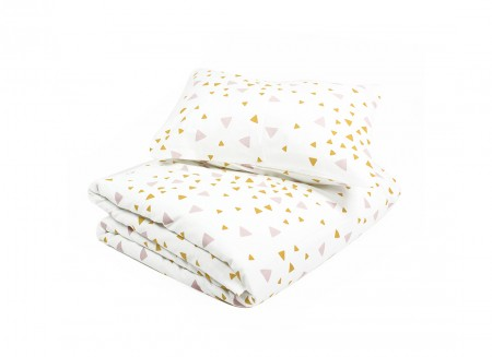 Toronto duvet pink honey sparks - 2 sizes