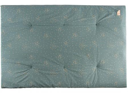 Eden futon gold confetti/ magic green
