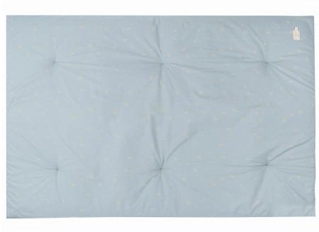 Eden futon • willow soft blue