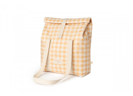 Sunshine family cooler bag melon vichy