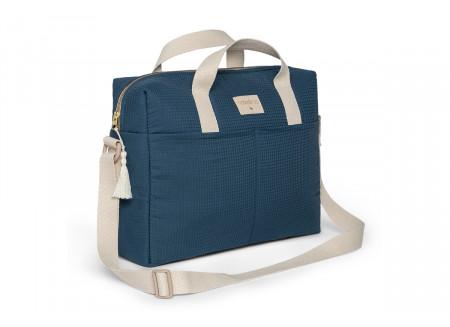 Gala waterproof changing bag • night blue