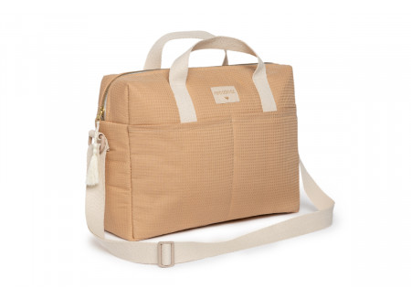 Gala waterproof changing bag • nude