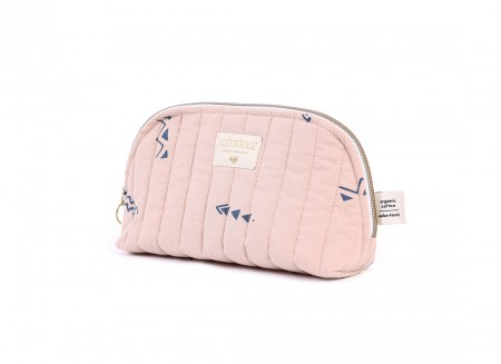 Holiday vanity case blue secrets/ misty pink - 2 sizes