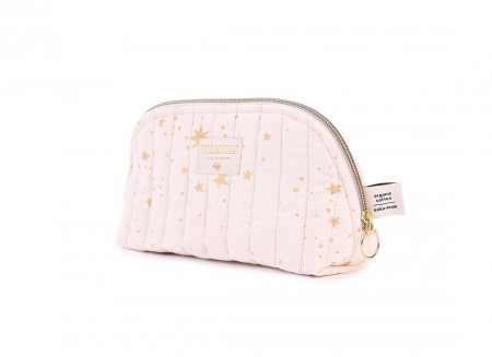 Holiday vanity case gold stella/ dream pink - 2 sizes