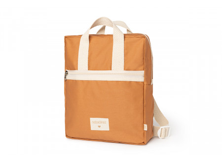 Sunshine kid backpack cinnamon