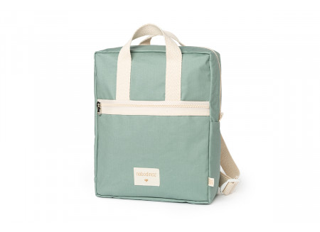 Sunshine kid backpack eden green