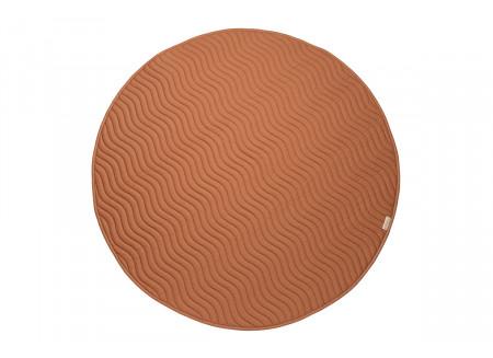 Kiowa play carpet • sienna brown