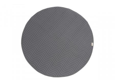 Kiowa play carpet • slate grey