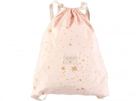Koala backpack 40x34 gold stella/ dream pink