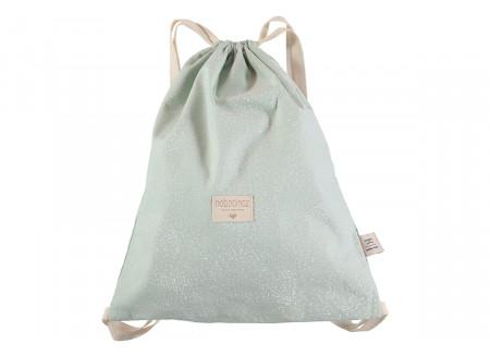 Koala backpack 40x34 white bubble/ aqua