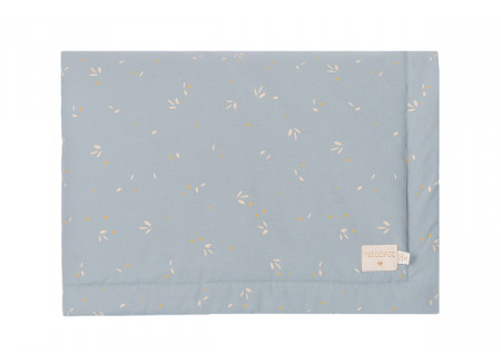 Laponia blanket • willow soft blue