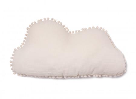 Marshmallow cloud cushion 30x58 natural
