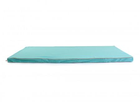 Saint Tropez floor mattress 120X60X4 tropical green